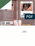 Aprender Antropologia - François Laplantine - Livro Antropologia 2007