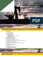 UNIDAD5 PARTE 1 MODELOS REOLOGOGICOS FLUIDOS_PERFORACIÓN....