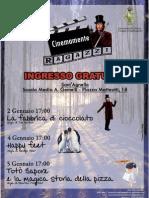 Cinemamente RAGAZZI - Sant'Agnello Gennaio 2011