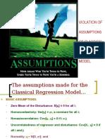 FINANCIAL ECONOMETRICS - #4