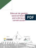 Manual Gestion Socio-Ambiental Amva