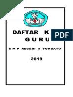 FORMAT K  P  4 2019