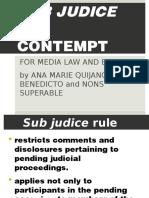[Media] Contempt