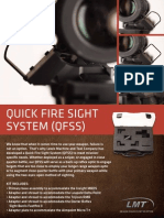 LMT Quick Fire Sight System