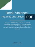 Retail Violence test