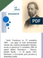 Vasile Voiculescu-biografie.pptx