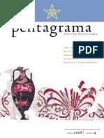 Pentagrama Abril 2006