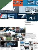 BMW 2011 Full Line Brochure