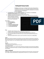 Volleyball-handouts