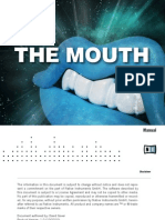 The Mouth Manual English