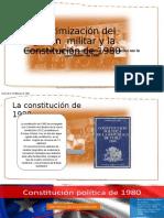Constitución 1980