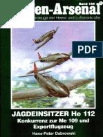 WAFFEN-Jagdeinsitzer He 112. Konkurrenz zur Me 109 und Exportflugzeug ( PDFDrive.com )