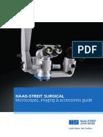 Choosing the right HSS microscope