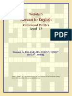 Philip M. Parker - Webster's Korean to English Crossword Puzzles_ Level 13 (2006, ICON Group International, Inc) - libgen.lc.pdf