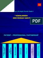 Manajemen SDM Rumah Sakit by FKM UI