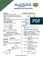 Fundamentos de Funciones y Logaritmos PRE-U Ccesa007