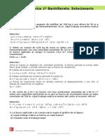 (Tema 09) Solucionario Trabajo y energía mecánica