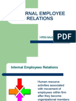 Internal Employee Relations by Meily Margaretha