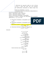 ecuación diferencial actividad 2
