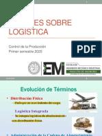 Apuntes sobre logistica