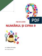 Numărul și cifra 9- Fișe de lucru.pdf