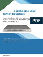 CloudEngine 6850 Series Data Center Switches Data Sheet.pdf