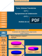 Contratos Asociativos UT - AC