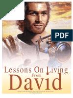 David Leaving Lessons