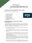 Criterios Convocatoria Alianzas Productivas