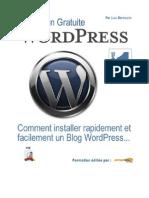 1-Créer un blog avec Wordpress