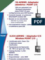 Wireless POINT IO_Spanish