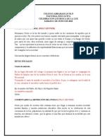 CELEBRACION LITURGICA DE LA LUZ