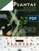 Nuestras Plantas uso de las plantas en el territorio colectivo de los rios raposo.pdf