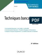 La mercatique bancaire