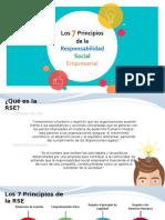 7 PRINCIPIOS DE LA RSE