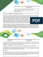 Protocolo para el desarrollo del componente pràctico genetica