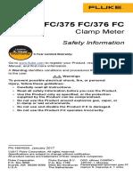 MANUAL-FLUKE-376-SAFETY