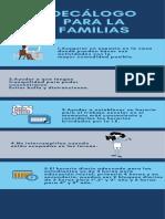 Decálogo para la familia CL 2020