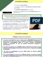 Moral 7 NOCIONES DE CONCIENCIA