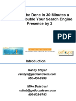 GetFound Presentation