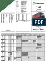 Fleet List Pd P12-19
