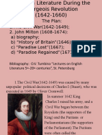 5.English Literature During the Bourgeois Revolution.pptx