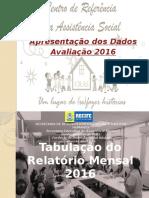 Apresentação Consolidado 2016 CRAS - REV01