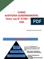 Auditoria Gubernamental SNC