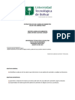 Estructura De La Cadena De Suministro