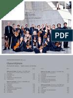 Bach Ouverturen Cover Harmonia Mundi