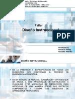Diseño Instruccional_Taxonomías.ppt