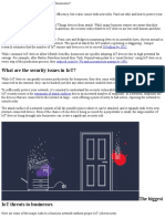What risks do IoT security issues pose to businesses.pdf