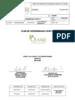 1 PLA SST 004 Plan de Contingencias COVID 19