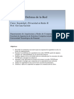 parcial Capítulo I Seguridad y Defensa de la Red